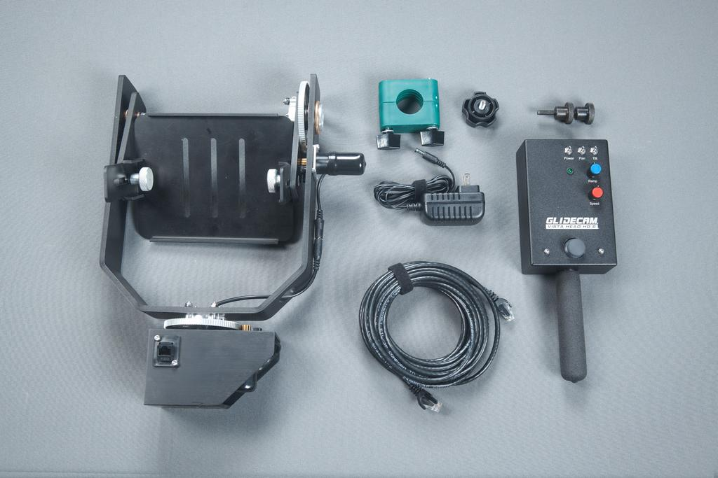 #1 INTRODUCTION Congratulations on your purchase of a Glidecam VistaHead HD II.