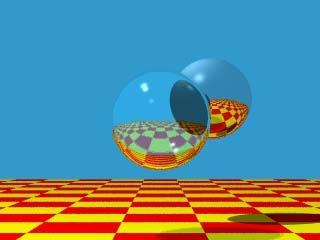 Ray Tracing Object
