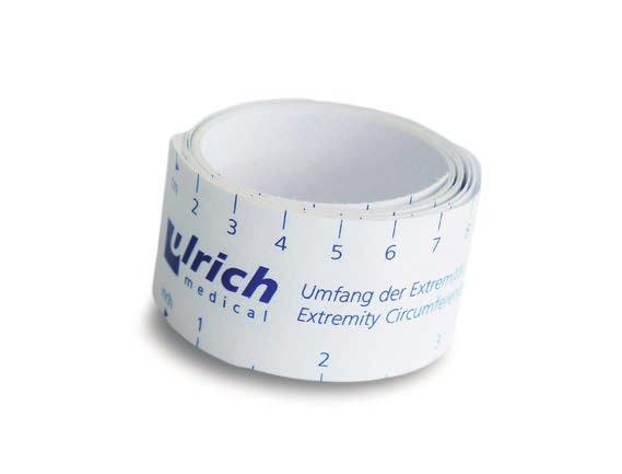 Available in sizes S through L (cylindrical shape) as well as XL (tapered shape), ulrich medical disposable