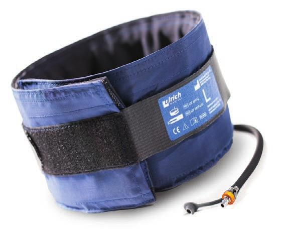 This guarantees safe multiple use of the cuffs with simultaneous maximum patient protection.
