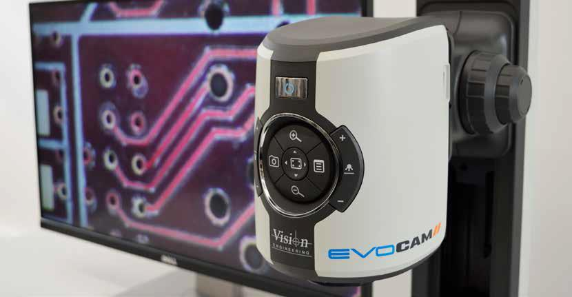 High defini on digital microscope Excep onal high resolu on 1080p/60fps image quality Intui ve easy image capture and documenta on Stand alone, wireless or PC connec vity