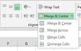 Formatting Alignment Alignment is the positioning of text in a cell relative to its edges.