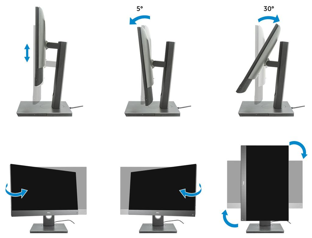 Height adjustable stand with optical drive transform 16 Height