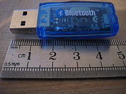 Bluetooth was first conceived by Ericsson in 1994. Bluetooth s purpose is to connect small peripheral devices with a nearby host.