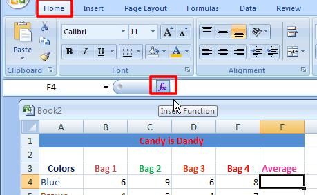 B12, C12, D12, E12 Maximum Center Align Averaging Numbers: Place your cursor in the cell you want your formula to