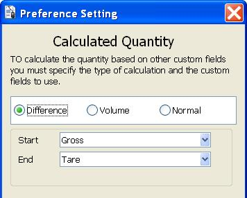 QuickBks calculates the extended amunt in the detail line as rate X quantity.