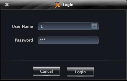 You shall self-define the username and password. 2 To avoid forgetting the password, you can set some questions to help you find the password quickly.