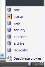Select to restore the item. 6.1.2 Viewing the Recycle Bin Select to empty the Recycle Bin. There is another way to view the contents of the Recycle Bin in Sitecore.