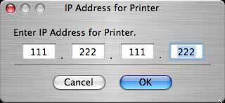 Setup the FTP passwrd fr the printer by duble-clicking n the Set FTP Passwrd buttn.