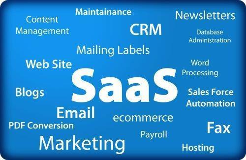 SaaS An SaaS provides software