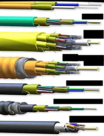 Well-designed Cabling Infrastructure With the highest fiber density relative to cable size, maximize use of pathway and spaces, and facilitate ease of termination, a properly Infrastructure can