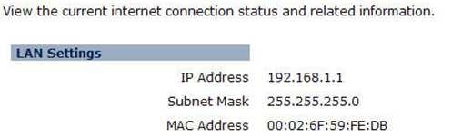 4.3. Network 4.3.1. Status 4.3.2. LAN Bridge Type: Select Static IP or Dynamic IP from the drop-down list.