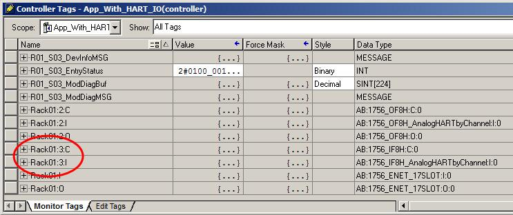 Rockwell Automation Library Of Process Objects Hart Modules For