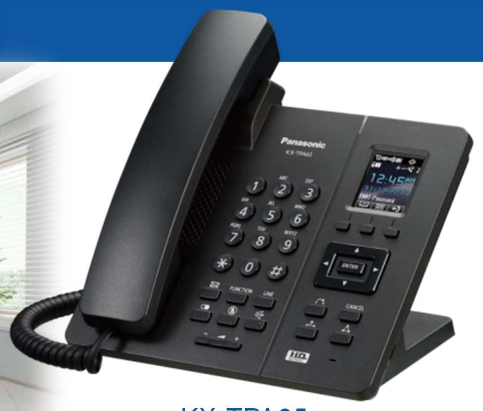 Panasonic Communication Systems Sip Pbx Product Group Peoplefone Diagram Also Telephone Headset Wiring On Conection 8 Kx Tpa65 Dect Desktop Phone Ready Option For Tgp600 No Cabling Connection Perfect Installation Where Is Difficult