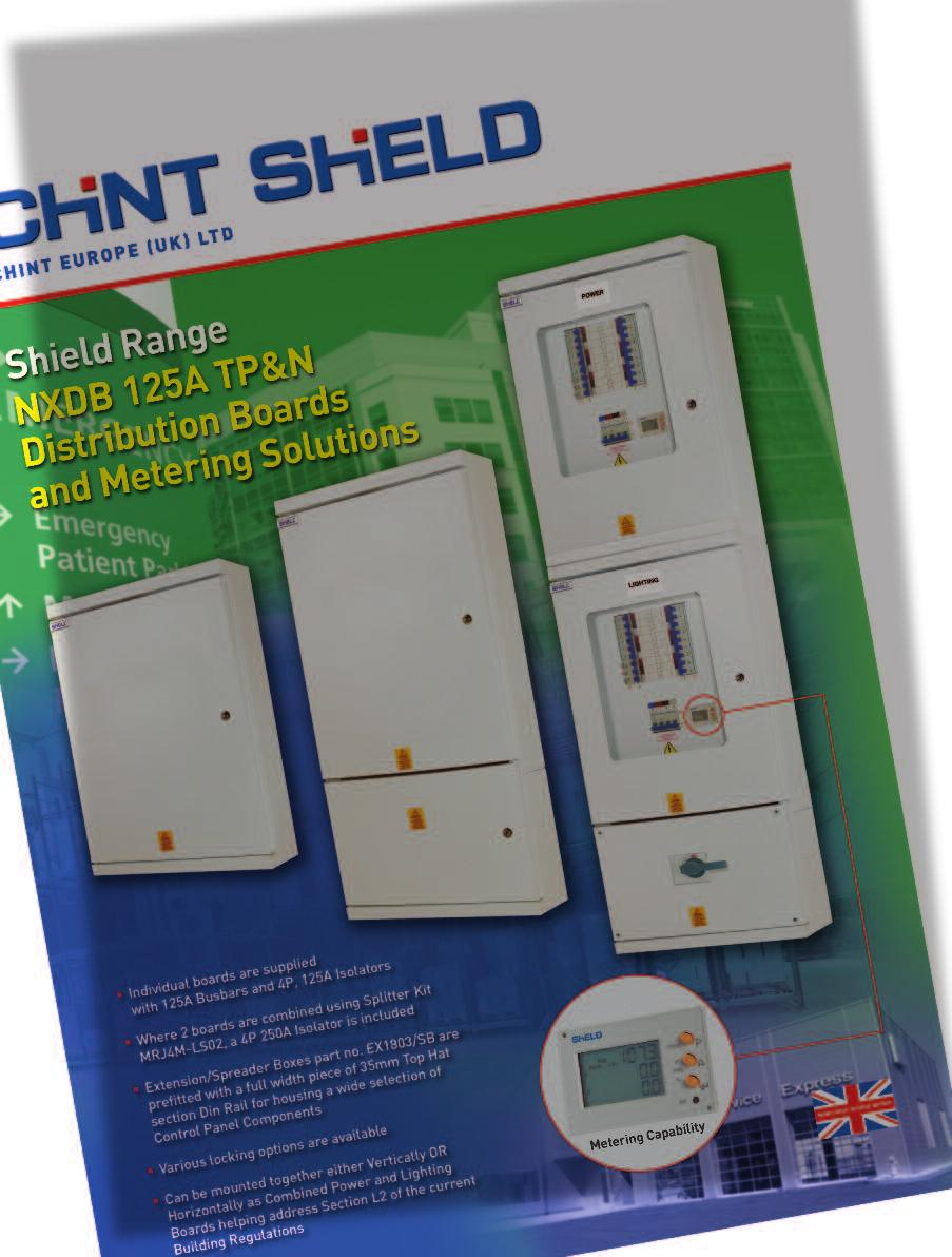 Compliant With Amendment 3 Bsen For Easy Cabling Accommodate Miniature Circuit Breaker 25a 3pole 6ka English Distribution Boards Copy Of The