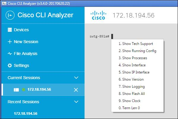 Cisco Cli Analyzer Windows 7