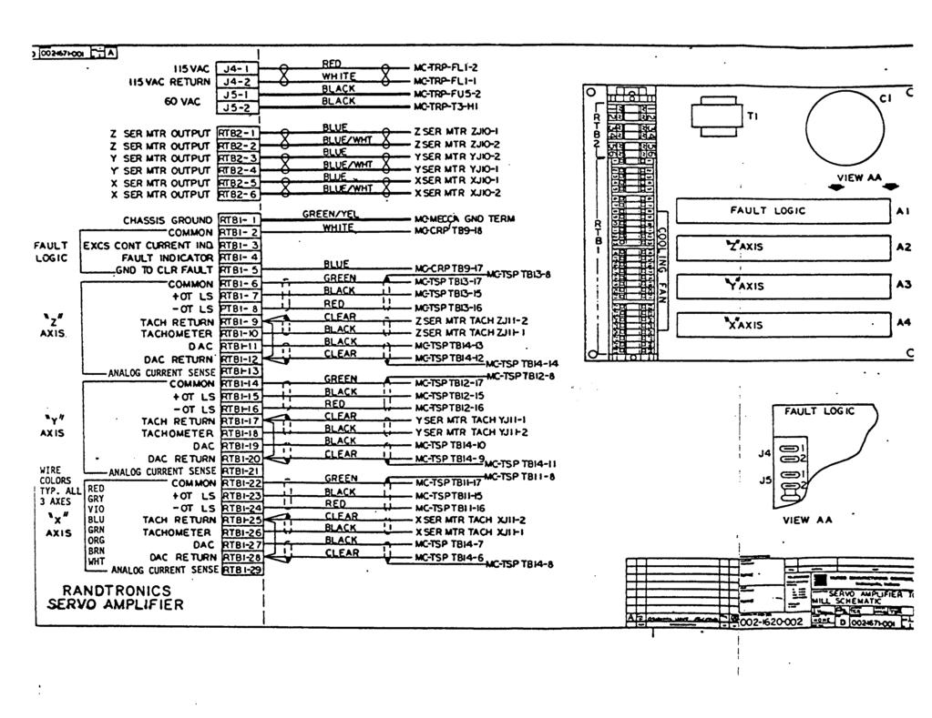 Field Service Bulletin Index Pdf Cbl Cbl2 Labpro Control Circuit Diagram 3 Before Proceeding With The Amplifiers Fine Tuning Verify That When Plus