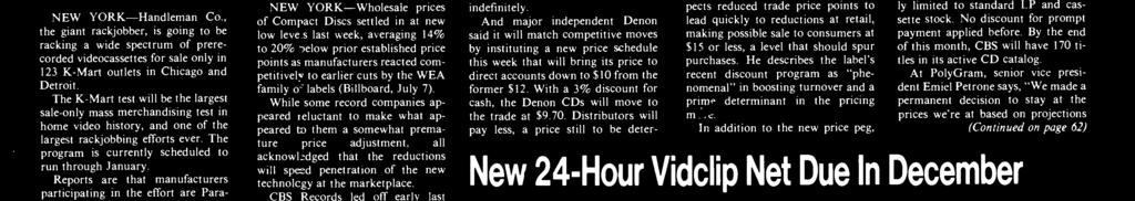 Cd prices bottom out at new lows pdf with a discount for cash the denon cds will move to the trade at fandeluxe Choice Image