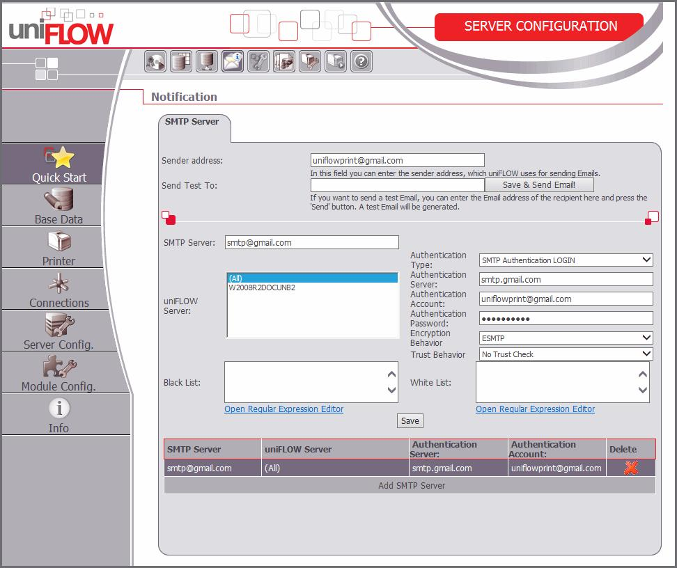 uniflow for SMB V5 3 SR15 Installation Guide - PDF