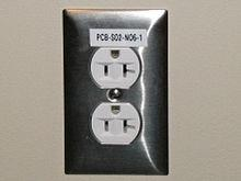 Pinouts. AC Outlet On a polarized plug, the smaller of the two ...
