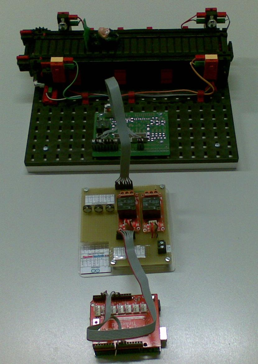 Controlling A Fischertechnik Conveyor Belt With Arduino Board Pdf Designideasreviews 18890d1209004583lm317controlpicmculm317png Experiment Title Products Used Challenge