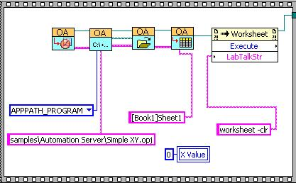 Using origin from labview pdf labview examples 412 sending xy data to origin this example is to complement the sending waveforms ibookread Download