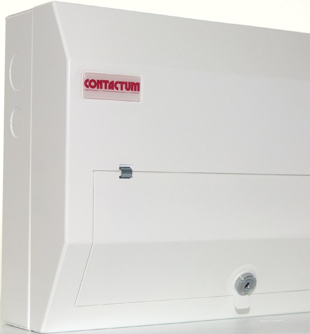 Defender 10 Consumer Units Devices Domestic Household Premises Pdf 17th Edition Unit Wiring Diagram Contactum Metal For Hous In January 2015 Iet Published Amendment 3