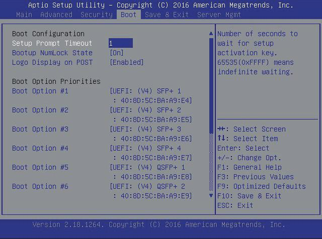 Intel R2000LH2 Server System UEFI Drivers for Windows