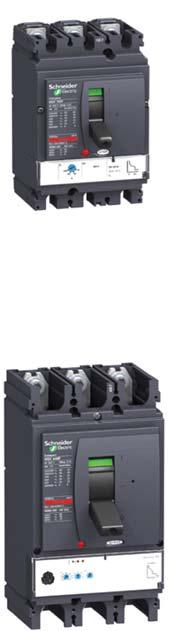 Molded Case Circuit Breaker Compact NSX fixed B/F type Compact NSX molded case circuit breakers Compliance with IEC 9472 Available for so many types of trip unit: MA, TMD and Micrologic 1, 2, 5/6 A