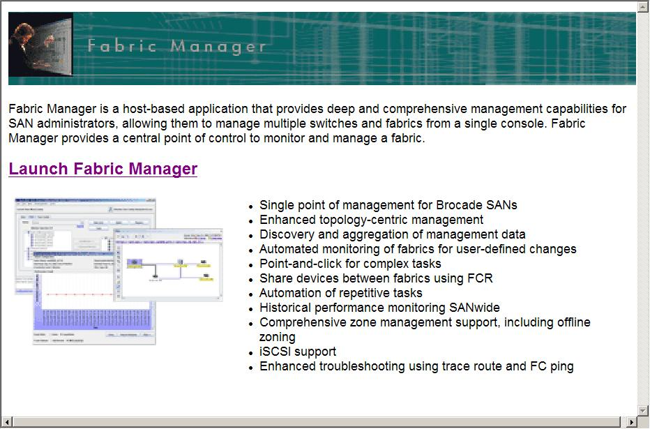 Mar Fabric Manager  Administrator s Guide  Supporting Fabric Manager
