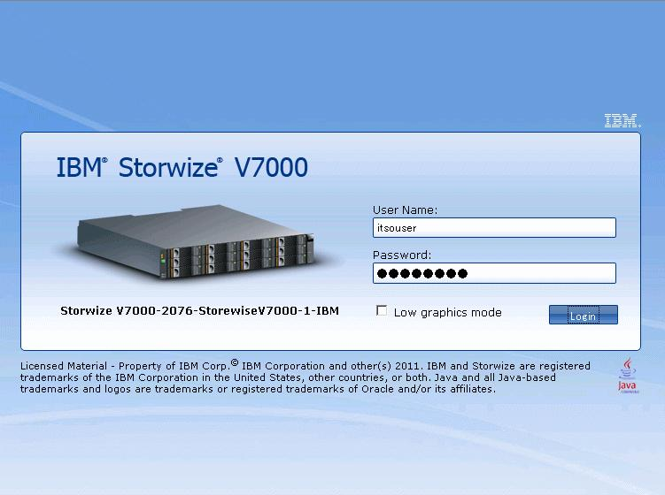 Simple Configuration Example for Storwize V7000 FlashCopy