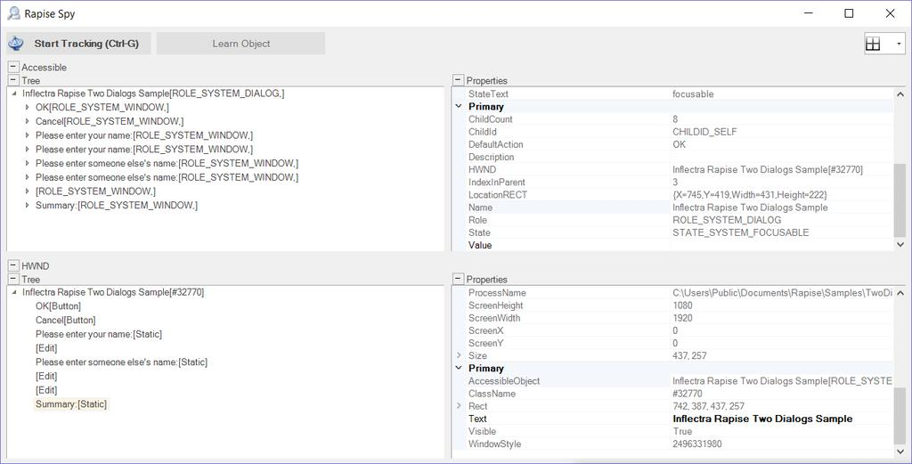 Rapise Quick Start Guide Testing Windows Applications with