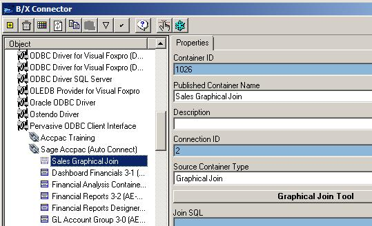 Sage 300 ERP Intelligence Reporting Connector Advanced