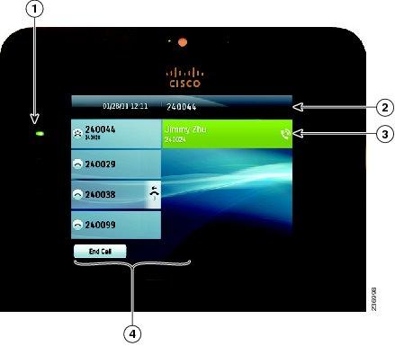 Cisco Unified IP Phone 8941 and 8945 User Guide for Cisco