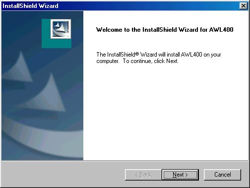 Chapter 2. Installation 2.1 Installation for Win98SE/WinME/Win2000 Execute Setup.