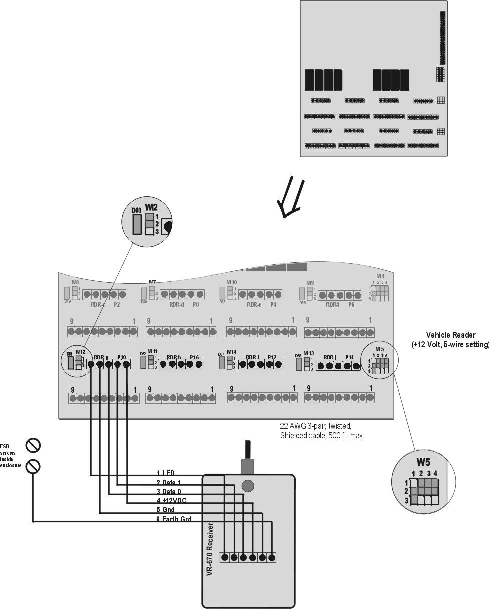 Series Intelligent Access Control Systems Pdf Card Swipe Wiring Diagram Reader Connections Vehicle
