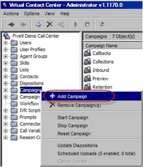 Creating Campaigns Creating Campaigns 2