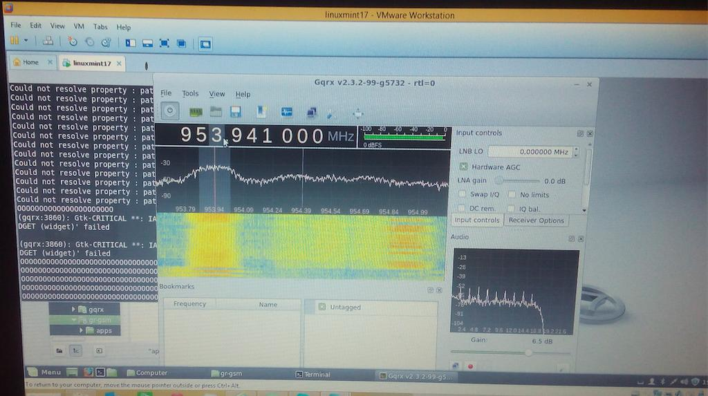 Chapter 3. Spectrum Analysis Software 3.1 Gqrx [8] Gqrx is a software defined radio receiver powered by the GNU Radio SDR framework and the Qt graphical toolkit. Figure 12.