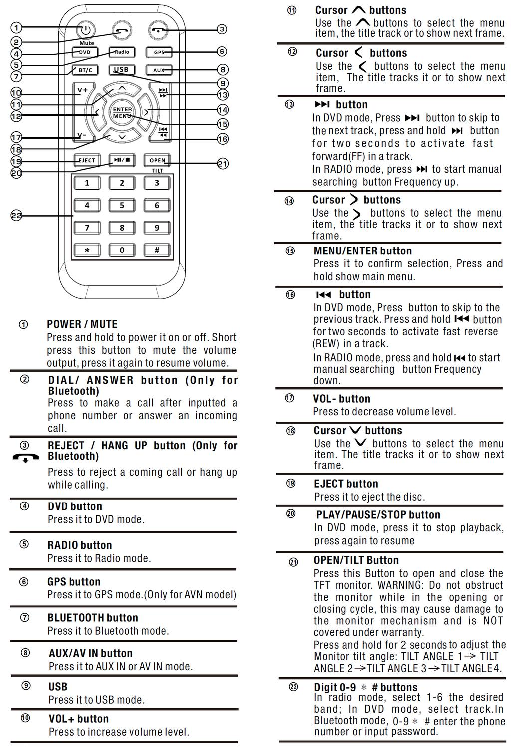 Tuvva Owner S Manual Ksd Pdf Kenwood Kgc 9044 11 Band Graphic Equalizer Wiring And Cable Routing Remote