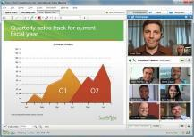 video in a single solution Same great WebEx user experience WebEx clients for PC, Mac, iphone, and