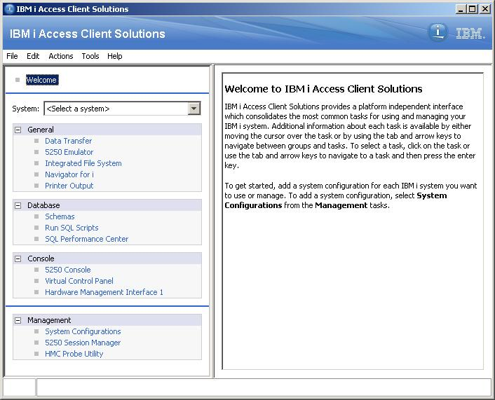 Ibm Iaccess Client Solutions Data Transfer