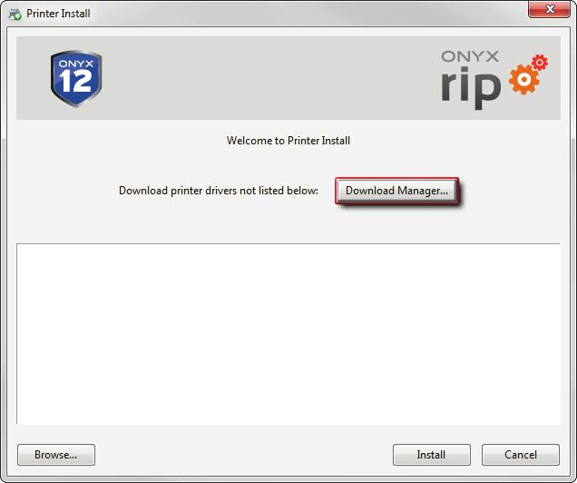 Getting Started with ONYX - PDF