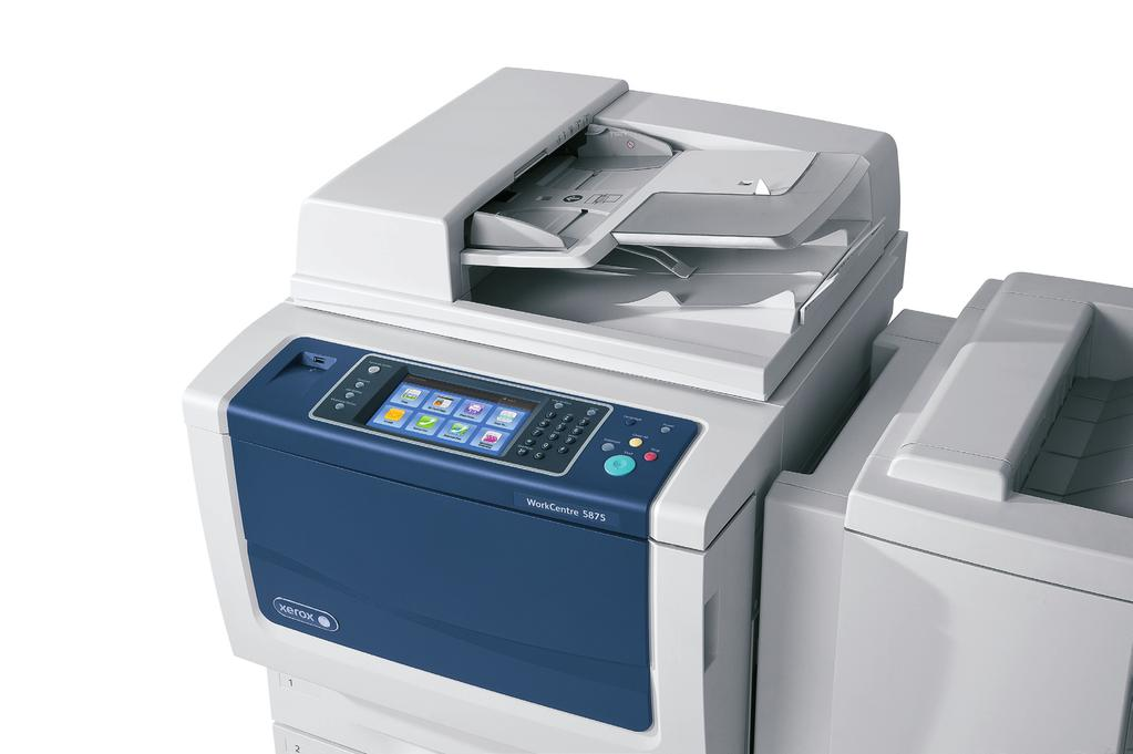 5865/5875/5890 Tabloid-size Black-and-white  Multifunction Printer