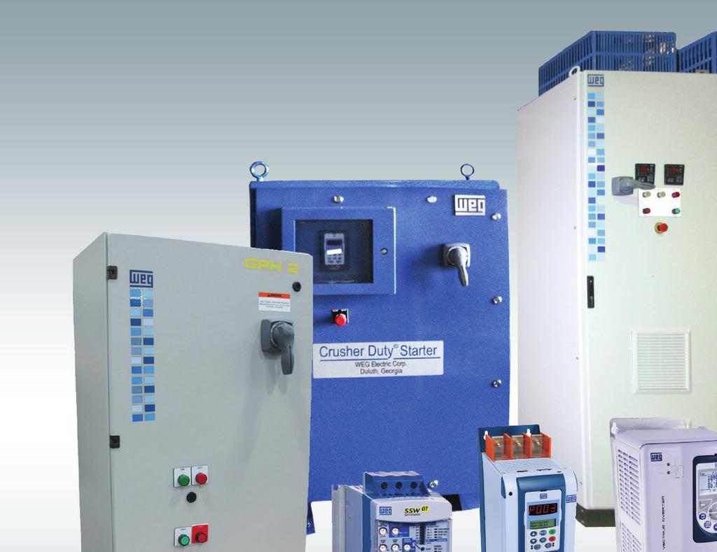 Weg Automation Catalog Lv Variable Frequency Drives And Soft Automations Gt Motor Control Circuits Pwm Speed 1 Motors Energy Transmission Distribution Coatings 2016 Starters Us30011