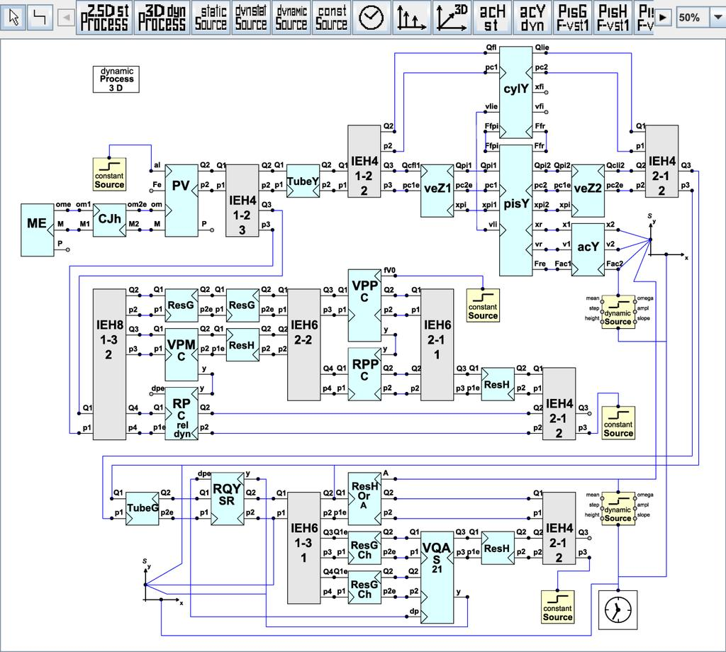 Danube Adria Association For Automation Manufacturing Daaam 220 Volt Welder Plug Likewise 50 Besides Wiring Diagram Fig6 Simulation Task Of Dynamics A Hydraulic Drive In Fig7