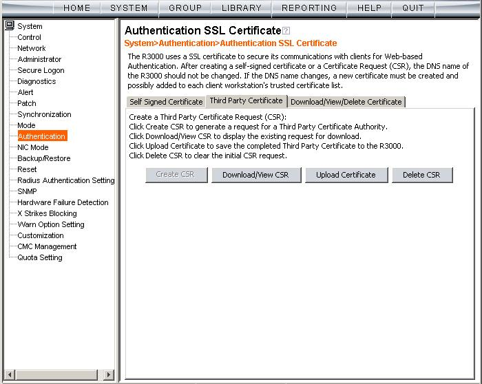 CHAPTER 2 NETWORK SETUP SET UP THE FOR AUTHENTICATION Once The Certificate Is Saved