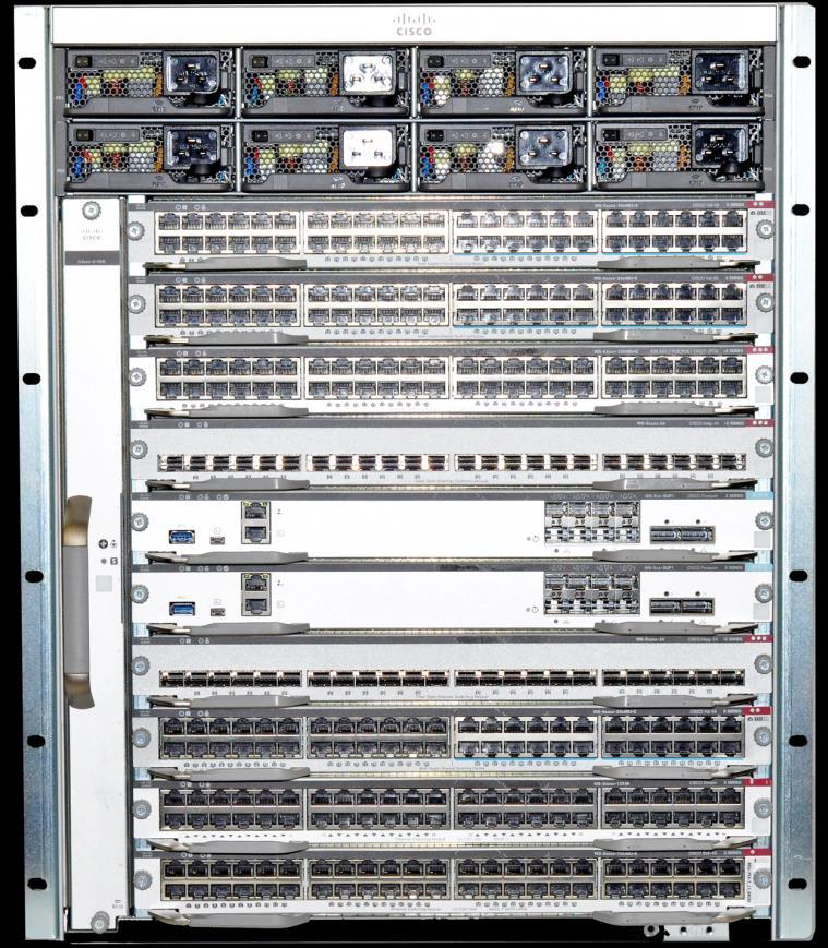 Cisco Catalyst 9000 Family Technical deep dive  Catalyst switching