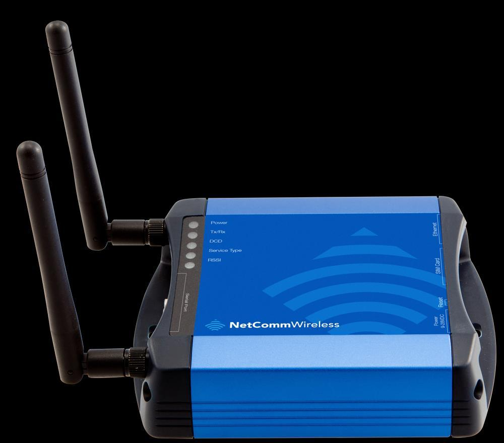 User Guide NTC-6000 Series 3G M2M Router - PDF