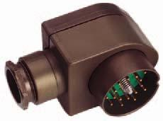 MIL-DTL-12520 receptacles and plugs Comprehensive range of MIL-DTL-12520 plugs and receptacles in round and cathedral form factors. Corrosion resistant, aluminum-alloy receptacles.