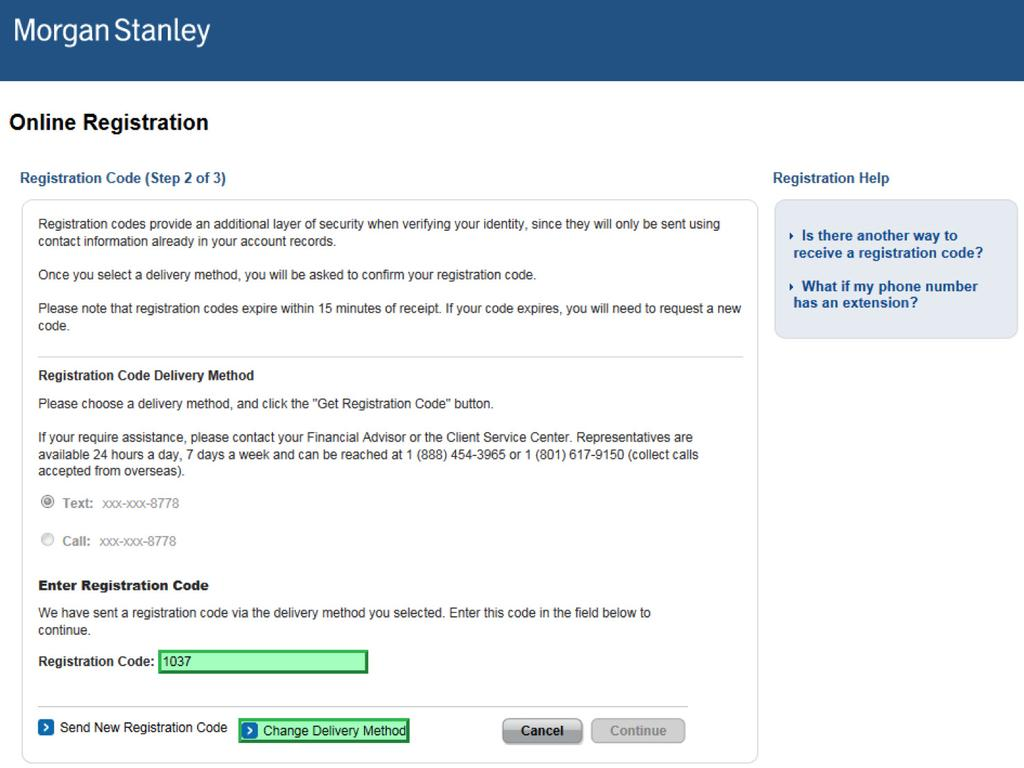 How to Link your Accounts at Morgan Stanley - PDF